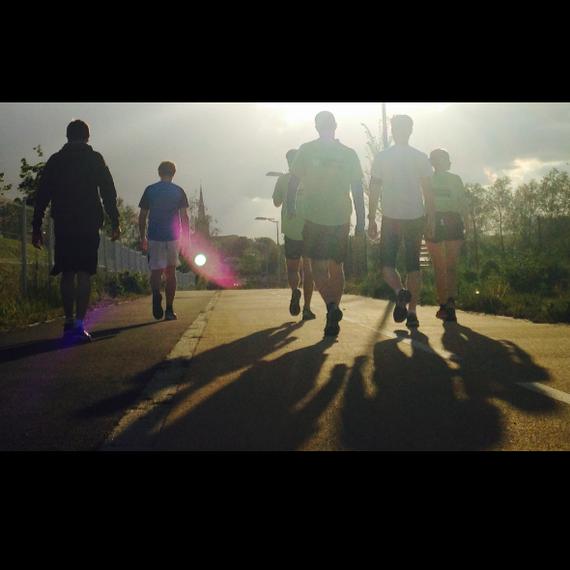 Ch'tis runners