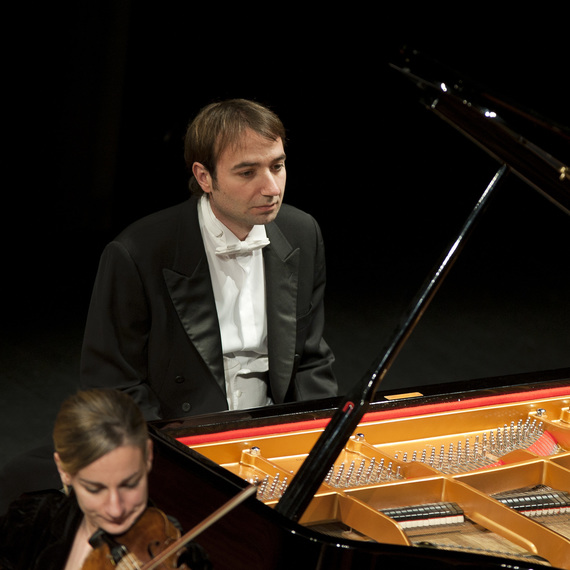 Piano recital at Pulcheria concerts (Leuven)