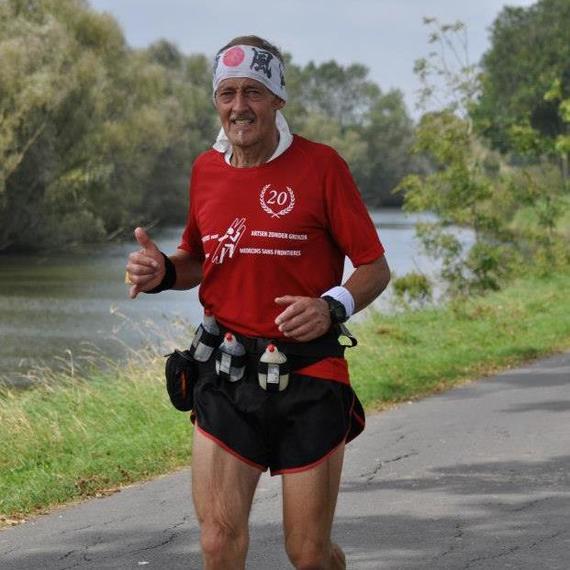 222e Marathon voor AZG - MSF