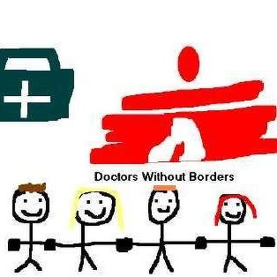 Help sponsor my 20KM Brussels race in favour of Doctors Without Borders
