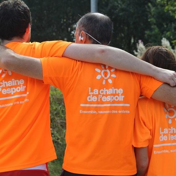 Nantes: Marathon de l'Espoir