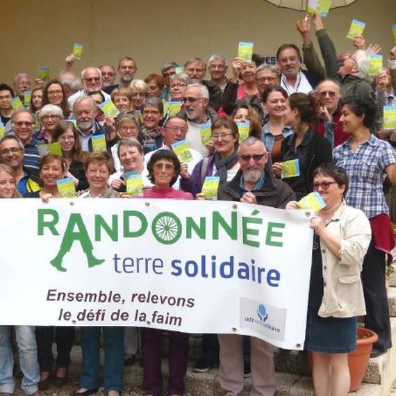 En marche pour un monde solidaire