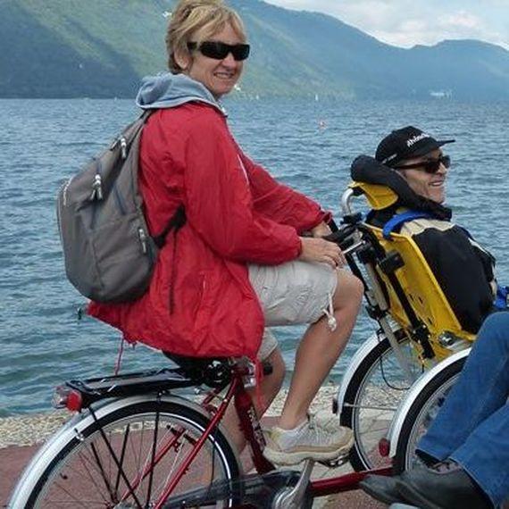 Achat d'un tricycle thérapeutique