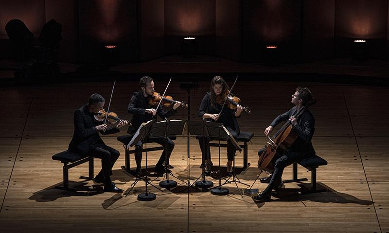 Concert de musique de chambre à la Cité de la musique