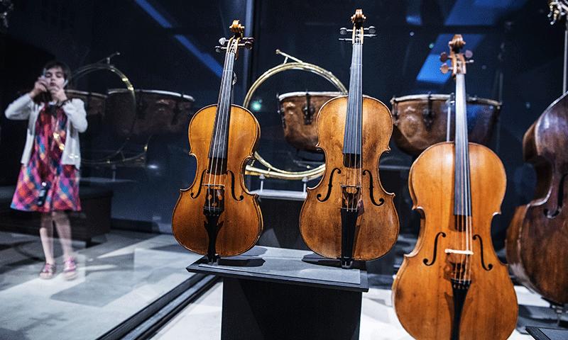 Balade autour d'un instrument au Musée de la musique