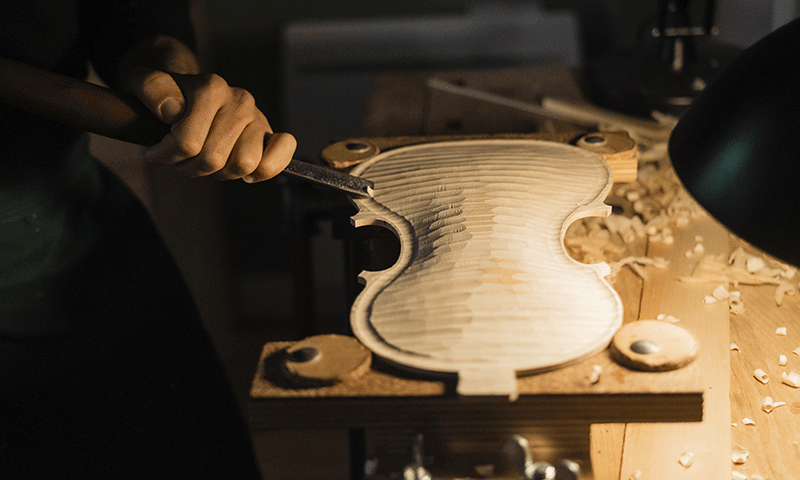 Lancement de la campagne Luthiers de demain !