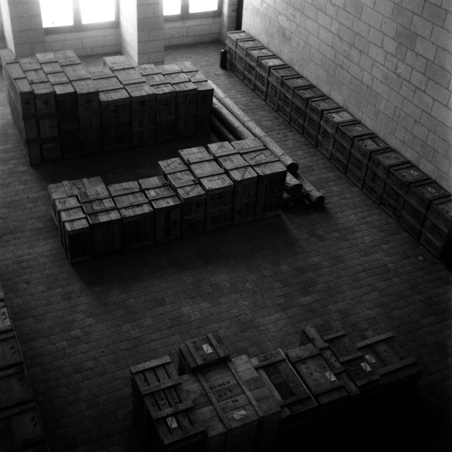 Grand déménagement du Louvre