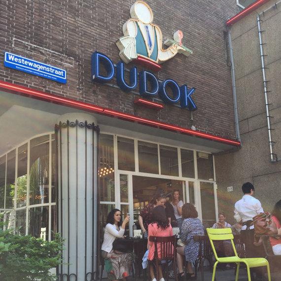 Dudok doet mee aan de Culinaire Hoed