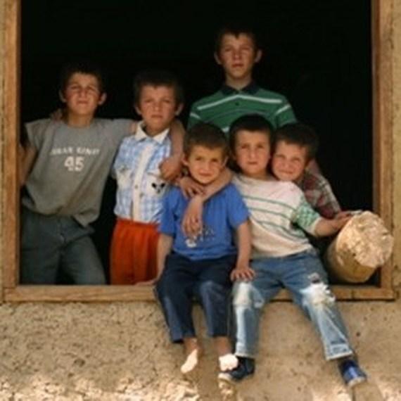 Fietsen voor kinderen in Oost Europa