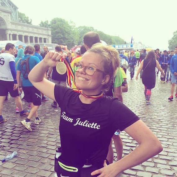Marathon Team Juliette