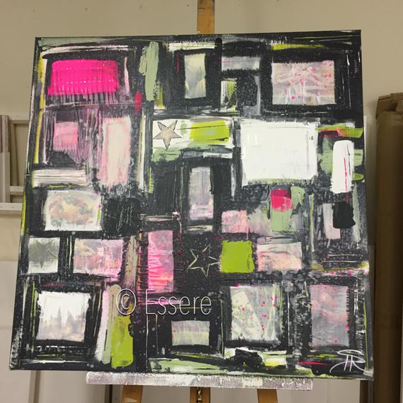 Une toile contre le cancer