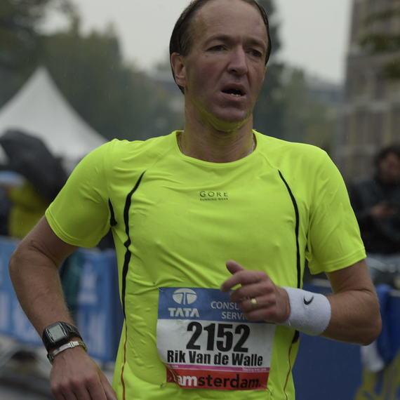 NN Marathon Rotterdam 2016 - geluksgetal 42195