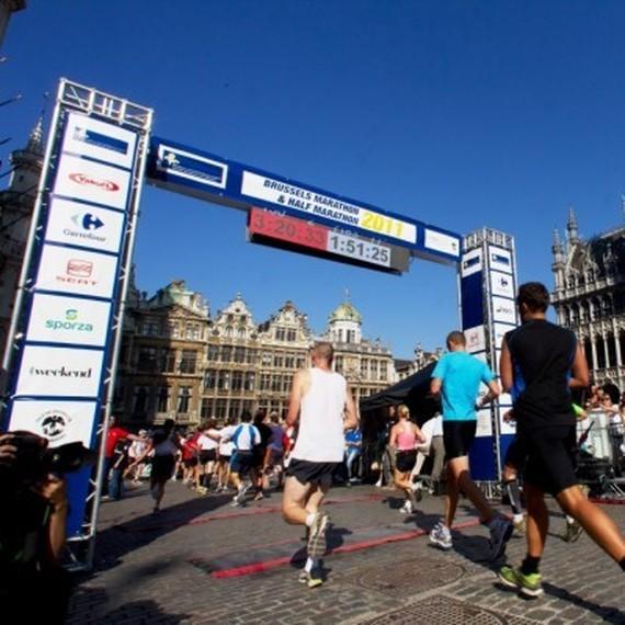 Semi-marathon de Bruxelles - Run Fighters Team