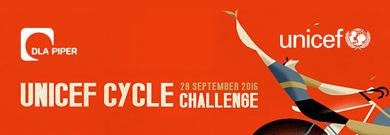 Participez au DLA PIPER'S UNICEF CYCLE CHALLENGE