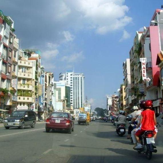 Antoine et Lauriane au Vietnam