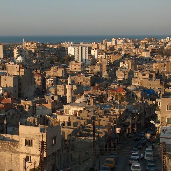 Laurène et Nicolas au Liban