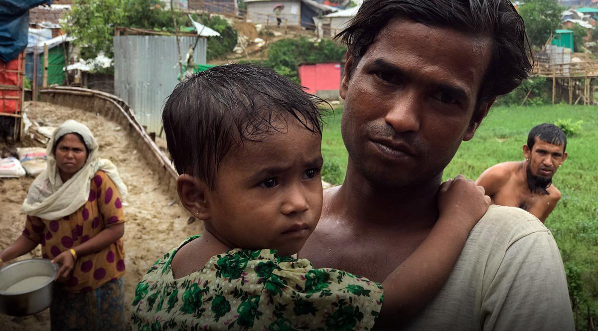Rohingya Emergency | Give Now